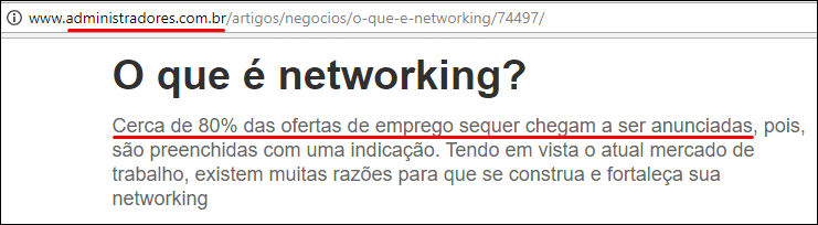 Networking 1